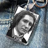 Paul McGANN - Original Art Keyring #js002