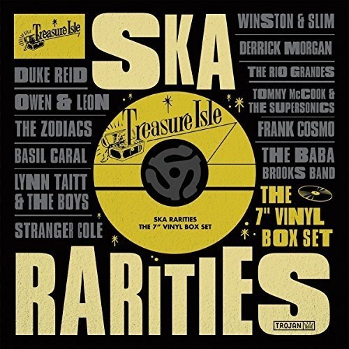Treasure Isle Ska Rarities: The 7' Vinyl Box Set