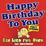 Happy Birthday To You [Clean] (Partyversion)