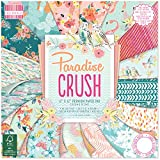 First Edition Paradise Crush Premium Paper Pad 12