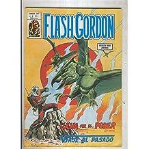 FLASH GORDON Volumen 2 Numero 01 (numerado 4 en trasera)
