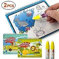 MOKIU Water Doodle Mat Drawing Pinting Mat water Aqua magic Mat for kids