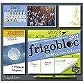 Frigobloc 2019 Jardiner avec la lune - Calendrier d'organisation familiale