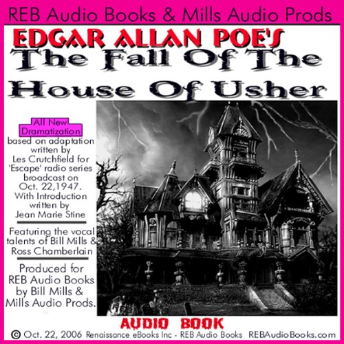 The Fall of the House of Usher (Dramatized)  Audiolibri