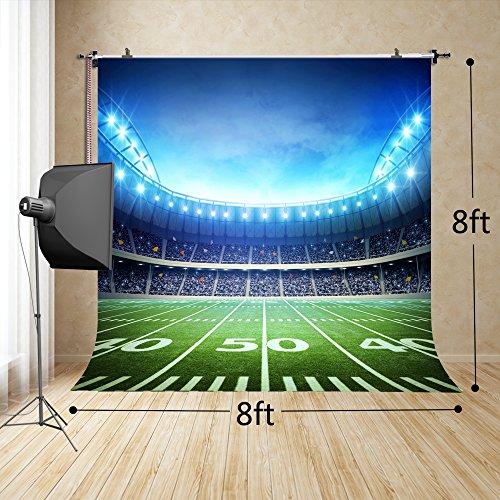 fivan-us 8x 8FT Hintergrund (250x 250cm), für Party Hochzeit Geburtstag Fotografie Hintergrund FD-8443