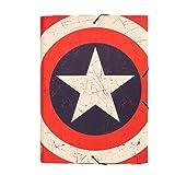 Grupo Erik - Carpeta Solapas Marvel Escudo Capitán América