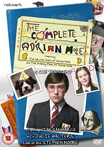 The Complete Adrian Mole: The Secret Diary of Adrian Mole/The Growing Pains of Adrian Mole - The Complete Series (2 DVDs)