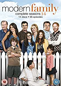 Modern Family - Season 1-4 [DVD]