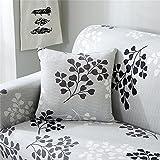 HOTNIU 1 Pieza Throw Pillow Case Funda de Almohada para Cojín 45x45 cm con Diseño Impreso, para Dormitorio, Salón, Oficina, Coche o Sofá (Patron #15)