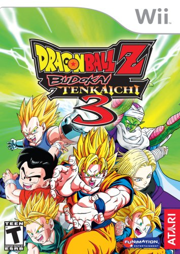 Dragonball Z: Budokai Tenkaichi 3 (Dragonball Z Wii Spiele)