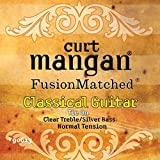 Curt Mangan Normal Tension Classical jeu de cordes pour guitare classique