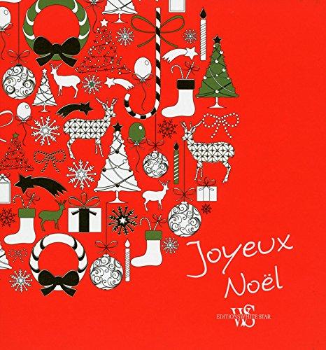 Joyeux Noël : Un livre de coloriage en forme de boule de Noël et 14 modèles en carton pour décorer votre maison par Valeria Manferto de Fabianis