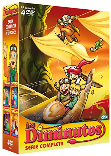 Pack Los Diminutos (The Littles) - Serie Completa  1983 - 1986 [DVD]