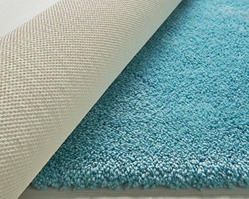 Tappeti Bagno Turchese : Confetti tappeto da bagno tappeto tappetino unicolore turchese
