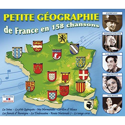 Petite géographie de France en...