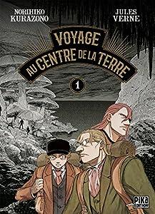 Voyage au Centre de la Terre Edition simple Tome 1
