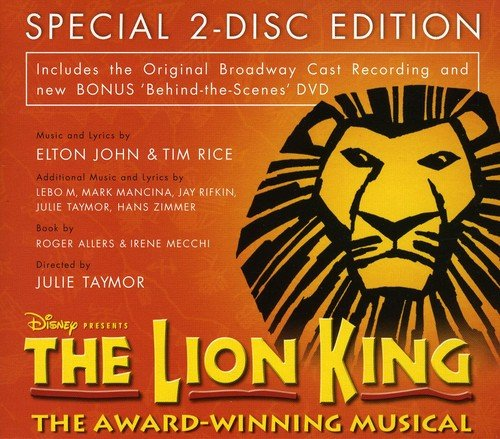 The Lion King:...