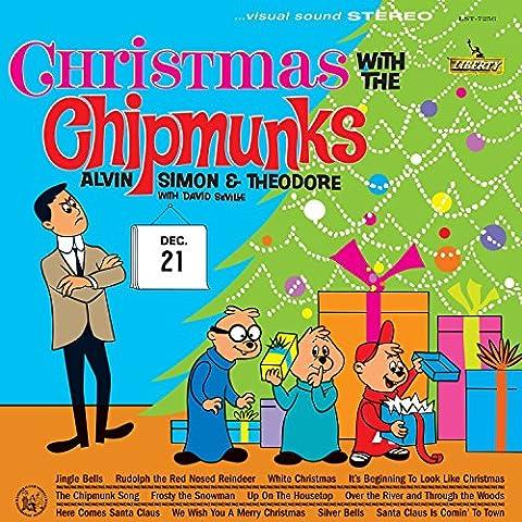 Christmas With the Chipmunks [Vinyl LP]