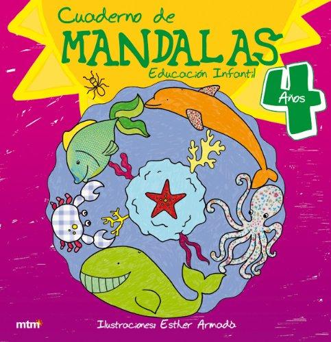 Cuaderno de mandalas P4 (Mandalas (mtm)) - 9788415278313