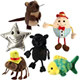 The Puppet Company - Finger Puppets - Nursery Rhymes Set of 6
