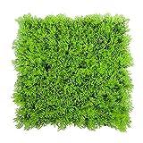 Planta artificial - SODIAL(R)Planta de hierba verde acuatica agua falsa artificial Cesped Paisaje de acuario