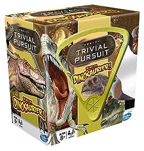 Winning Moves 11217-Trivial Pursuit Dinosaurios, Familias estándar Juegos