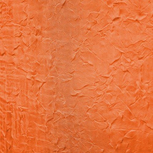 Douceur d'Intérieur 1622554 Panneau Oeillet Voile Crash Paloma Polyester 140 x 240 cm