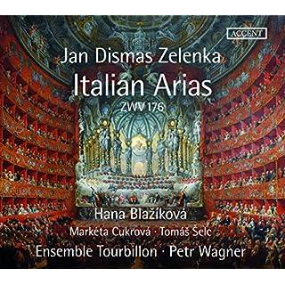 Zelenka: Italian Arias ZWV 176