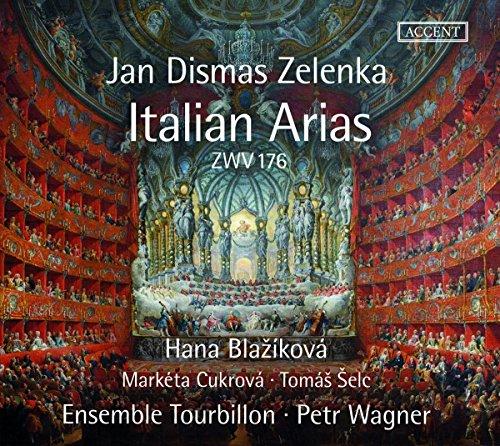 Arias italiennes, ZWV 176