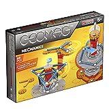 """Geomag """"Mechanics"""" Magnetic Construction Set (86-Piece, Multi-Color)"""
