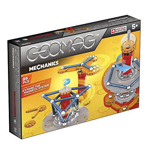 Geomag 721 - mechanics, 86 pcs