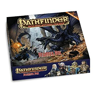 Pathfinder Roleplaying Game Beginner Box New Edition