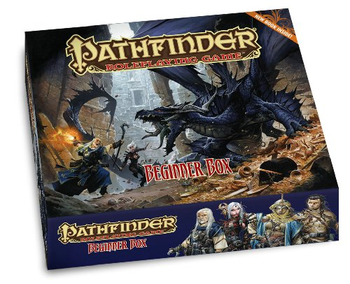 Pathfinder Roleplaying Game: Beginner Box