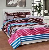Soni Traders Pink & Brown Designer Pure ...