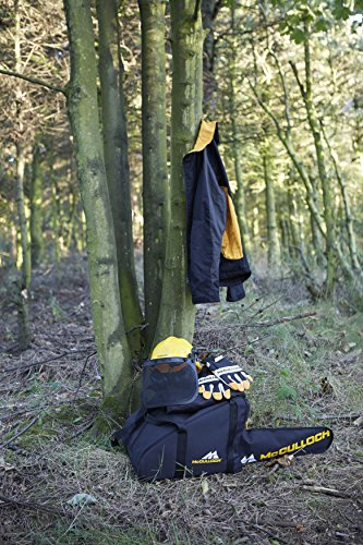 "UNIVERSAL CBO001 Chainsaw Carry Bag for All Chainsaws Up to 18"" Bar Length"