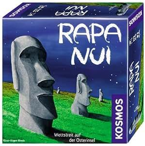 Kosmos 692087 - Rapa Nui - Wettstreit auf der Osterinsel