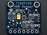 adafruit-sensore TCS34725RGB mit Fernbedienung Infrarot und Filter A LED