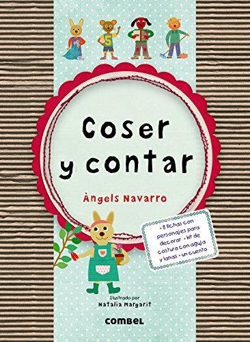 Coser y contar (Libros Actividades)