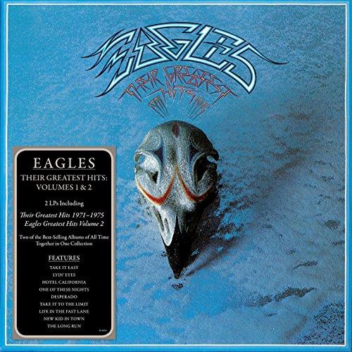 Eagles: Their Greatest Hits Volumes 1 & 2 [Vinyl LP] (Vinyl)