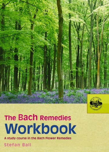 The Bach Remedies Workbook - 9780091906528
