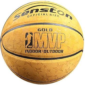 Senston Adulto Pelota de baloncesto Outdoor Balón de baloncesto para  adultos tamaño 7 76a81eb15658c