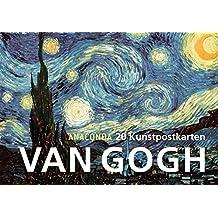 Postkartenbuch Vincent van Gogh