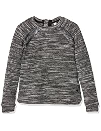 Esprit, Sweat-Shirt Fille, Light Heather Grey 221
