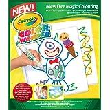 Crayola - Repuesto De Papel Color Wonder 75-2143