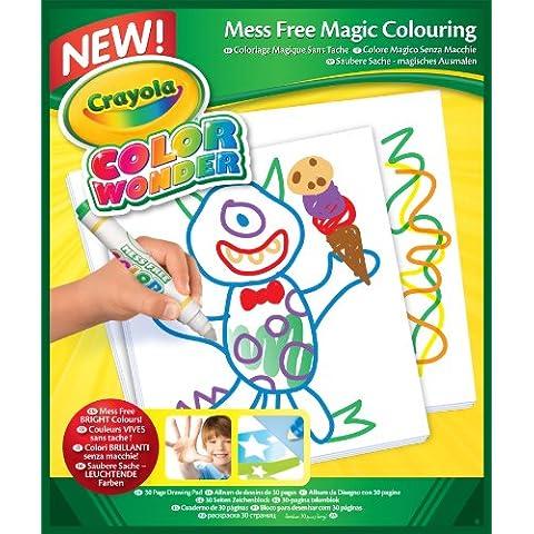 Crayola 75-2143 - Album da colorare [Importato da Francia]