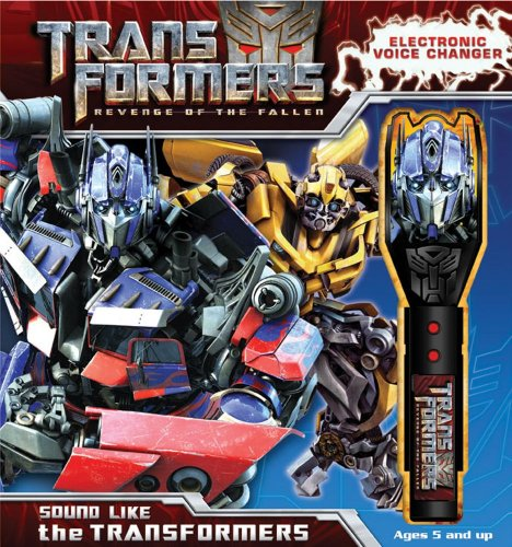 Transformers: Revenge of the Fallen Voice Changer Transformers Voice Changer