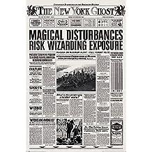 """Animali Fantastici e Dove Trovarli - Maxi Poster """"The New York Ghost"""", multicolore"""