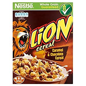 Kellogs Lion