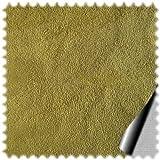 polstereibedarf-online AKTION Microfaser Möbelstoff Lime