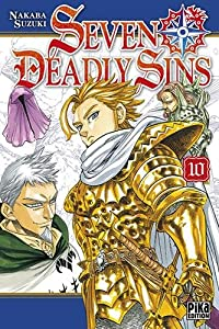Seven Deadly Sins Edition simple Tome 10